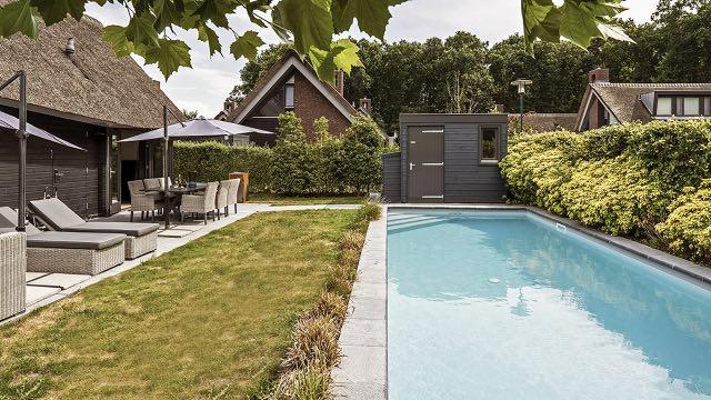 Luxe vakantiehuis met prive zwembad